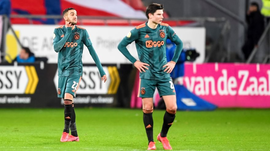ajax-loses-in-utrecht-focus-now-on-competition-