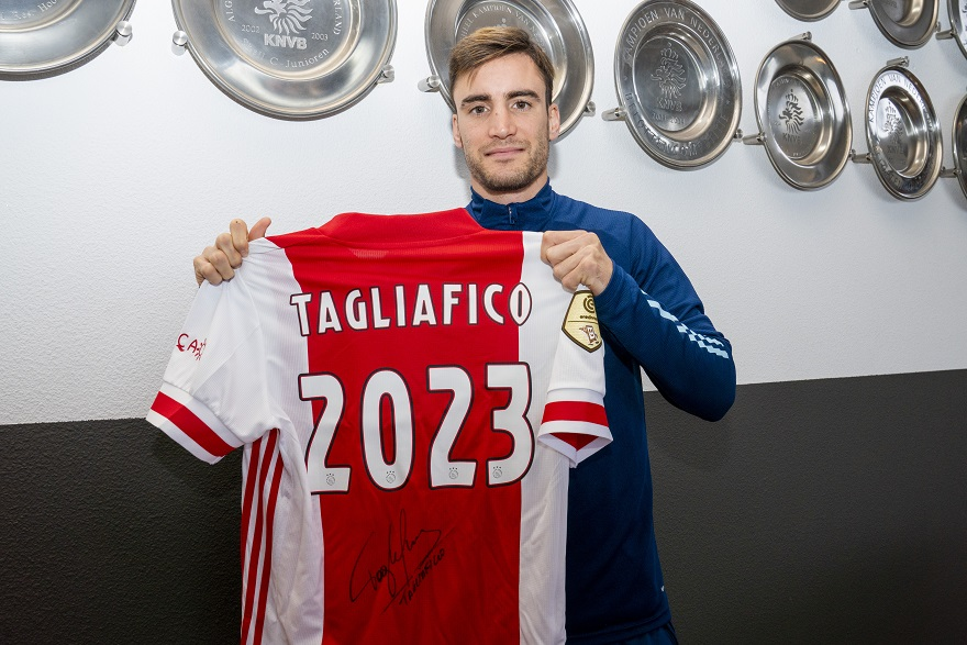 Tagliafico extends contract